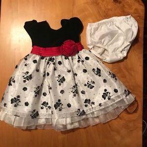 6-9mos. Holiday Dress